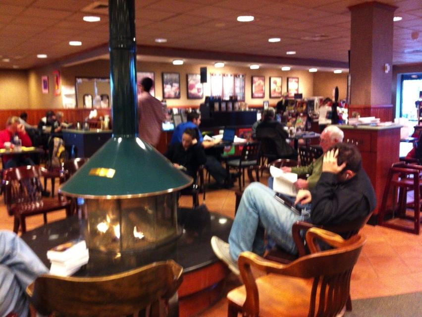 How To Fix Ac >> アメリカの本屋さんはカフェのある図書館状態 – mickelberryfixies